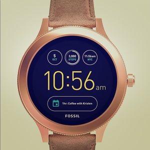 Fossil gen 3 Venture stainless steel Smartwatch